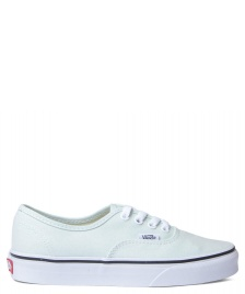 Vans Vans W Shoes Authentic green blue flower/true white
