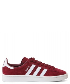 adidas Originals Adidas Shoes Campus red collegiate burgundy/footwear white/chalk white