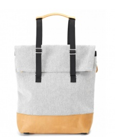 Qwstion Qwstion Bag Day Tote raw blend natural leather