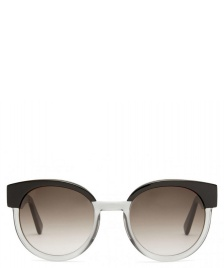 Viu Viu x House of Dagmar Sunglasses Greta black ice shiny