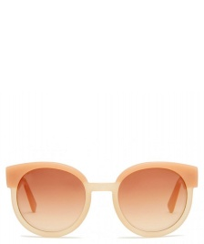 Viu Viu x House of Dagmar Sunglasses Greta blush nude shiny