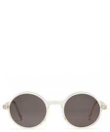 Viu Viu Sunglasses Noble pale yellow shiny