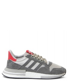 adidas Originals Adidas Shoes ZX 500 RM grey four/ftwr white/scarlet