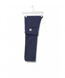 Carhartt WIP Carhartt WIP Pants Sid Lamar blue dark navy rinsed
