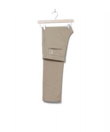 Carhartt WIP Carhartt WIP Pants Sid Lamar beige leather rinsed