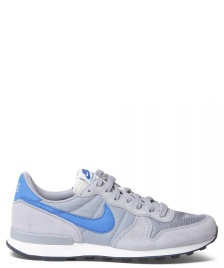 Nike Nike Shoes Internationalist grey matte silver/blue spark-sail