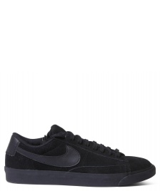 Nike Nike Shoes Blazer Low black/black-black