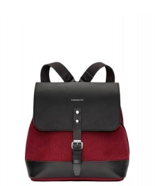 Sandqvist Sandqvist Backpack Vilda red burgundy
