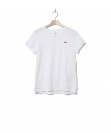 Levis Levis W T-Shirt Perfect Tee white