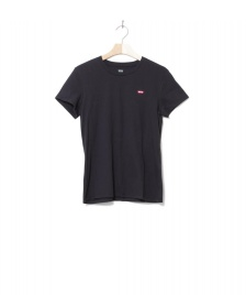 Levis Levis W T-Shirt Perfect Tee black mineral
