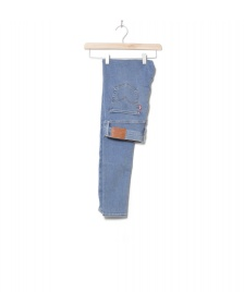 Levis Levis W Jeans 720 High Rise Super Skinny blue superimposed