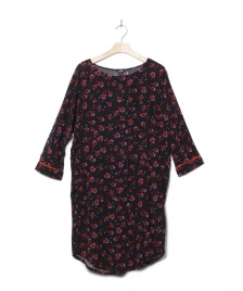 MbyM MbyM W Dress Hellena black lilli print