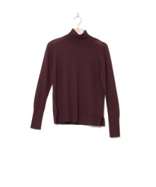 Selected Femme Selected Femme Knit Slfmeroni brown decadent chocolate