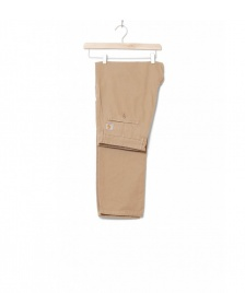 Carhartt WIP Carhartt WIP Pants Johnson Kingsville beige leather