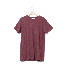 Revolution (RVLT) Revolution T-Shirt 1014 red bordeaux