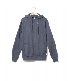 Revolution (RVLT) Revolution Zip Sweater 2571 blue navy