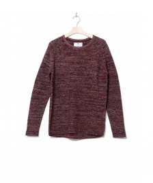 Revolution (RVLT) Revolution Knit Pullover 6293 red dark
