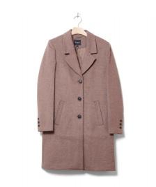 Selected Femme Selected Femme Coat Slfsasja brown deep taupe