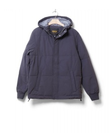 Wemoto Wemoto Winterjacket Soda blue navy