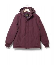 Wemoto Wemoto Winterjacket Soda red burgundy
