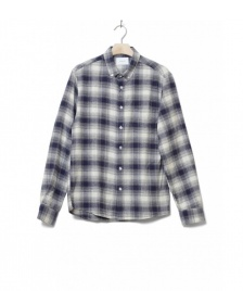 Legends Legends Shirt Willimon blue white check