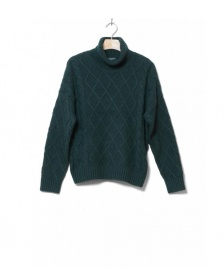 Selected Femme Selected Femme Pullover Slfcarmi green scarab