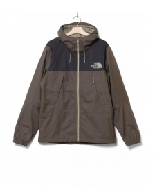 The North Face The North Face Jacket Mountain Q green new taupe/black