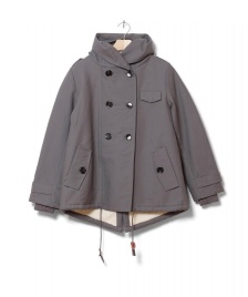 Sessun Sessun W Coat Sandison grey plum