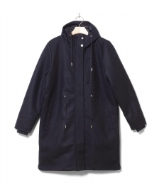 Selfhood Selfhood W Winterjacket 77110 blue navy