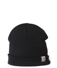 Carhartt WIP Carhartt WIP Beanie Stratus Hat Low black