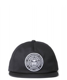 Obey Obey Snap Cap Established 89 black