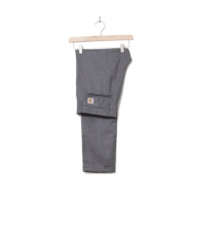 Carhartt WIP Carhartt WIP Pants Sid Wool grey heather
