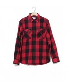Penfield Penfield Shirt Foster red