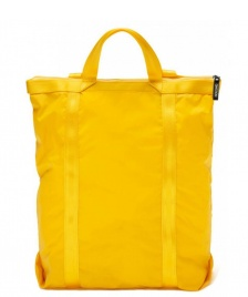Qwstion Qwstion x Sibylle Stöckli Bag Travel Shopper yellow sun