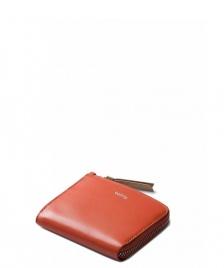 Bellroy Bellroy Wallet Pocket Mini red tangelo