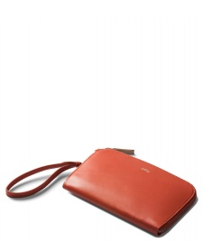 Bellroy Bellroy Clutch red tangelo