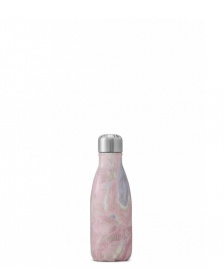 Swell Swell Water Bottle SM pink elements geode rose