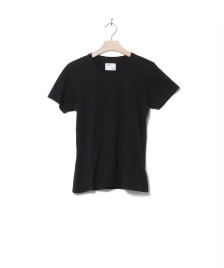 Colorful Standard Colorful Standard W T-Shirt CS 2051 black deep