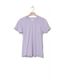 Colorful Standard Colorful Standard W T-Shirt CS 2051 purple soft lavender