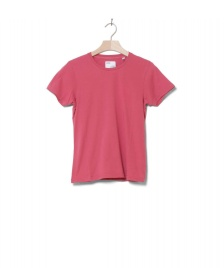 Colorful Standard Colorful Standard W T-Shirt CS 2051 pink raspberry
