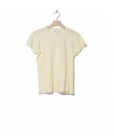 Colorful Standard Colorful Standard W T-Shirt CS 2051 yellow soft