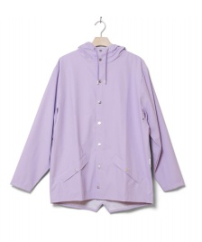 Rains Rains Rainjacket Short purple lavender