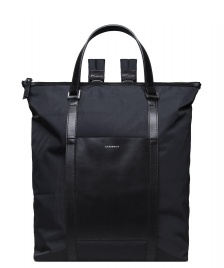 Sandqvist Sandqvist Backpack Marta black/black leather