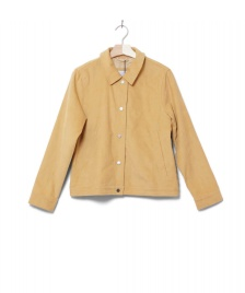 Selected Femme Selfhood W Jacket 77116 yellow khaki