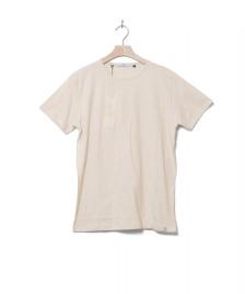 Revolution (RVLT) Revolution T-Shirt 1001 beige offwhite melange
