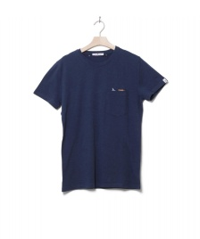 Revolution (RVLT) Revolution T-Shirt 1106 JAW blue navy melange