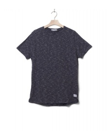 Revolution (RVLT) Revolution T-Shirt 1122 blue navy