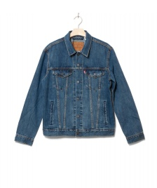 Levis Levis Denimjacket The Trucker blue mayze