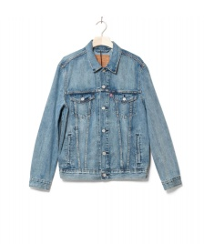 Levis Levis Denimjacket The Trucker blue killebrow