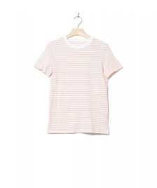 Selected Femme Selected Femme T-Shirt Sfmy Perfect pink sepia rose stripes